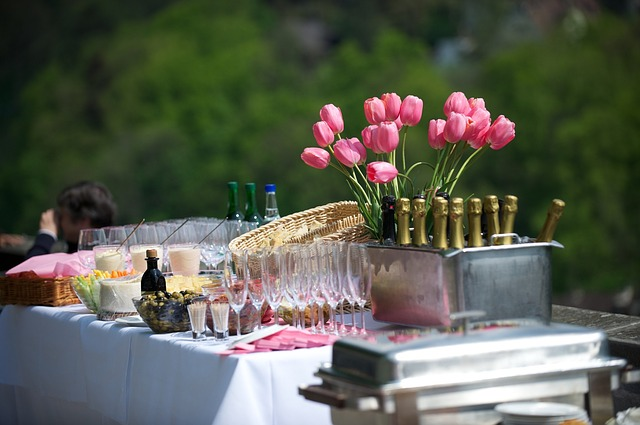Wedding Buffet, Wedding Menu