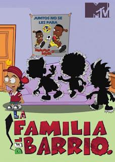 La familia del barrio Serie Completa 720p Latino
