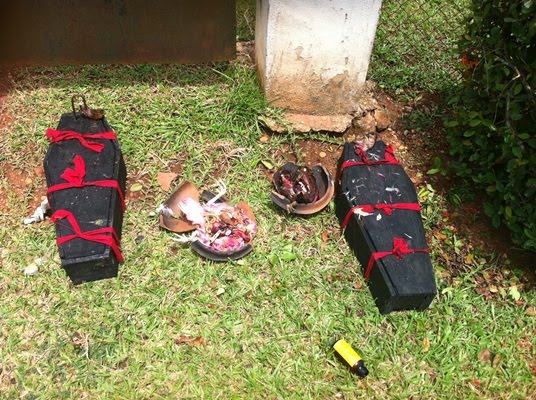 Tension in Anambra community as bizman imports shrine over N10m debt
