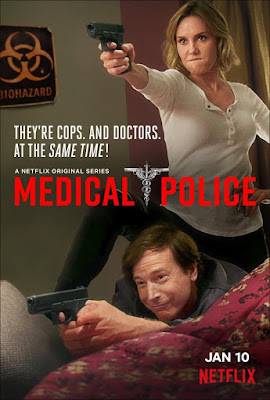 Medical Police (TV Series) S01 DVD HD Dual Latino + Sub
