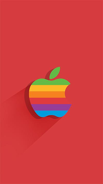 Apple Logo Wallpaper IPhone 6 Plus