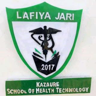 Kazaure School of Health Tech Resumption Date 2019/2020