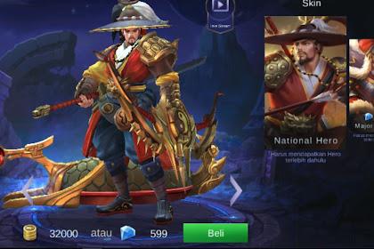 Tips dan Trik Cara Memakai Hero Yu Sin Shin atau YSS di Mobile Legends Bang Bang