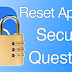 How to Reset Forgotten Apple ID Security Questions