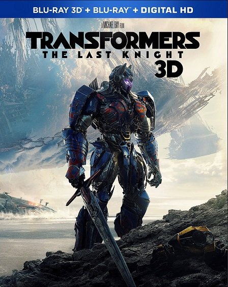 Transformers: The Last Knight 3D (Transformers: El Último Caballero 3D) (2017) m1080p BDRip 3D Half-OU 16GB mkv Dual Audio DTS-HD 7.1 ch