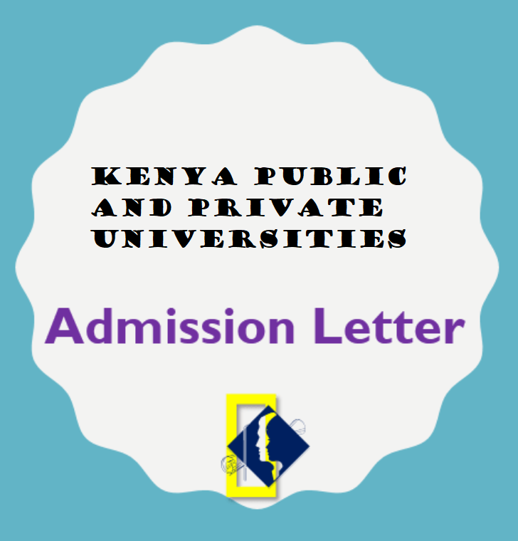2019 KCSE Students University Admission Letters Download Now!
