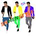 Three Formal Fashion Clothing Style