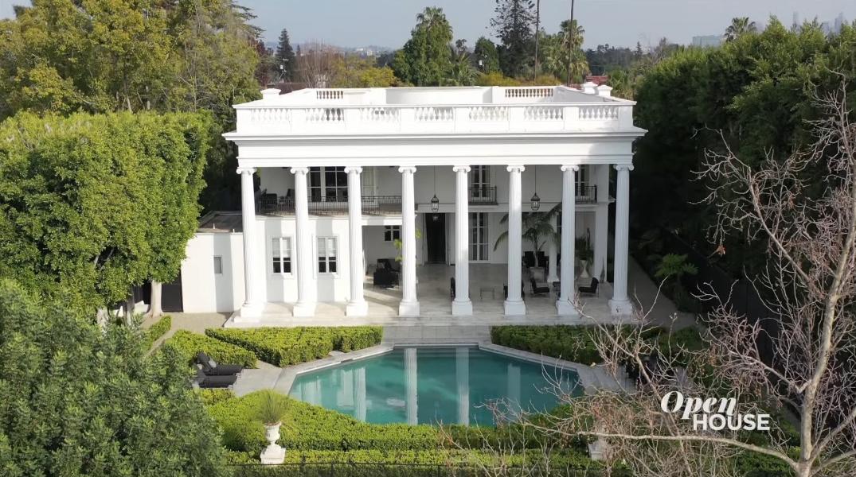 41 Interior Design Photos vs. 105 N Rossmore Ave, Los Angeles, CA Ultra Luxury Mansion Tour