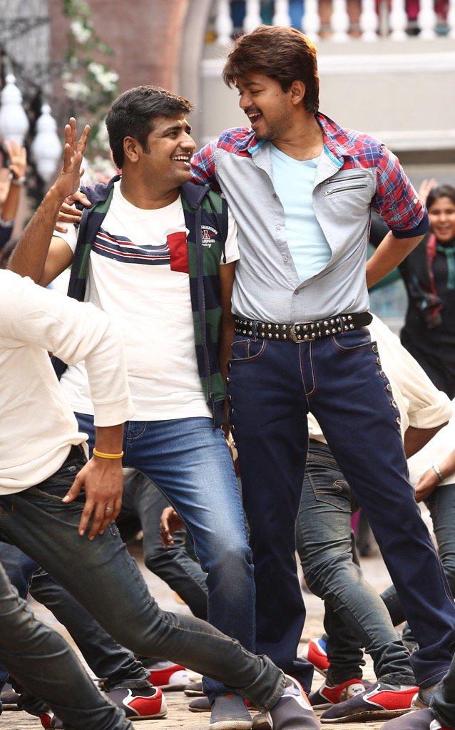Bairavaa Tamil Movie Latest HD Photos