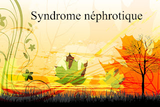 Syndrome néphrotique