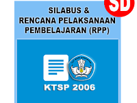 Contoh RPP SD Kelas 1,2,3,4,5,6 KTSP Lengkap 2017