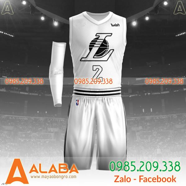 Áo bóng rổ may theo yêu cầu đẹp Đà Nẵng