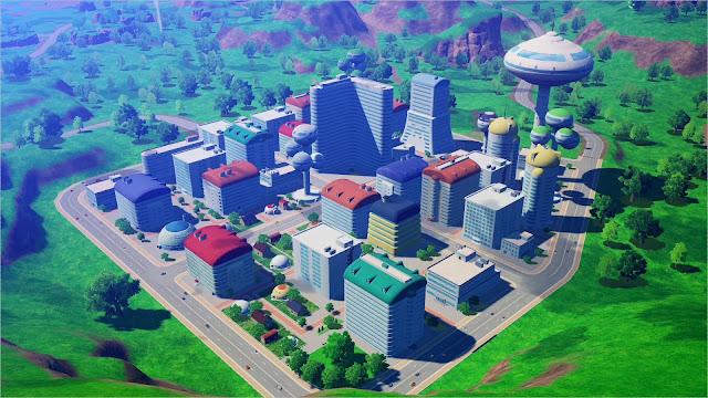 لعبة Dragon Ball Z Kakarot تستعرض علينا أهم المناطق في بيئة اللعب