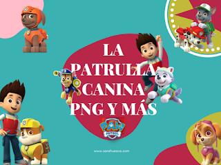 LA PATRULLA CANINA IMÁGENES PNG Y MÁS