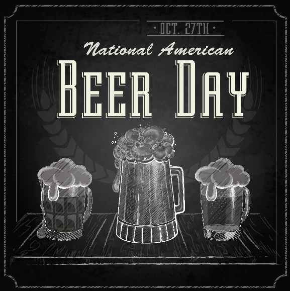 National American Beer Day Wishes Images download
