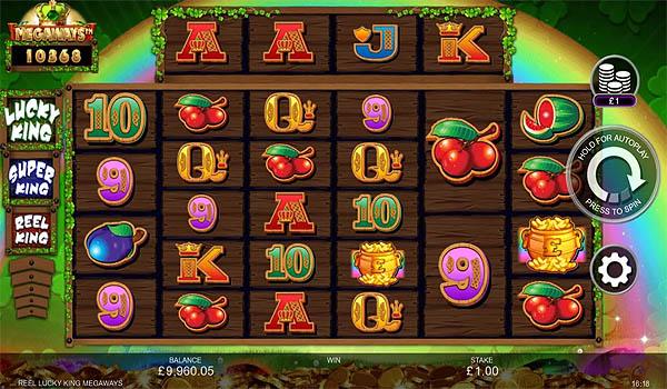 Main Gratis Slot Indonesia - Reel Lucky King Megaways Inspired Gaming