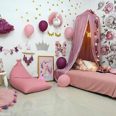 gambar kamar tidur sederhana tapi cantik