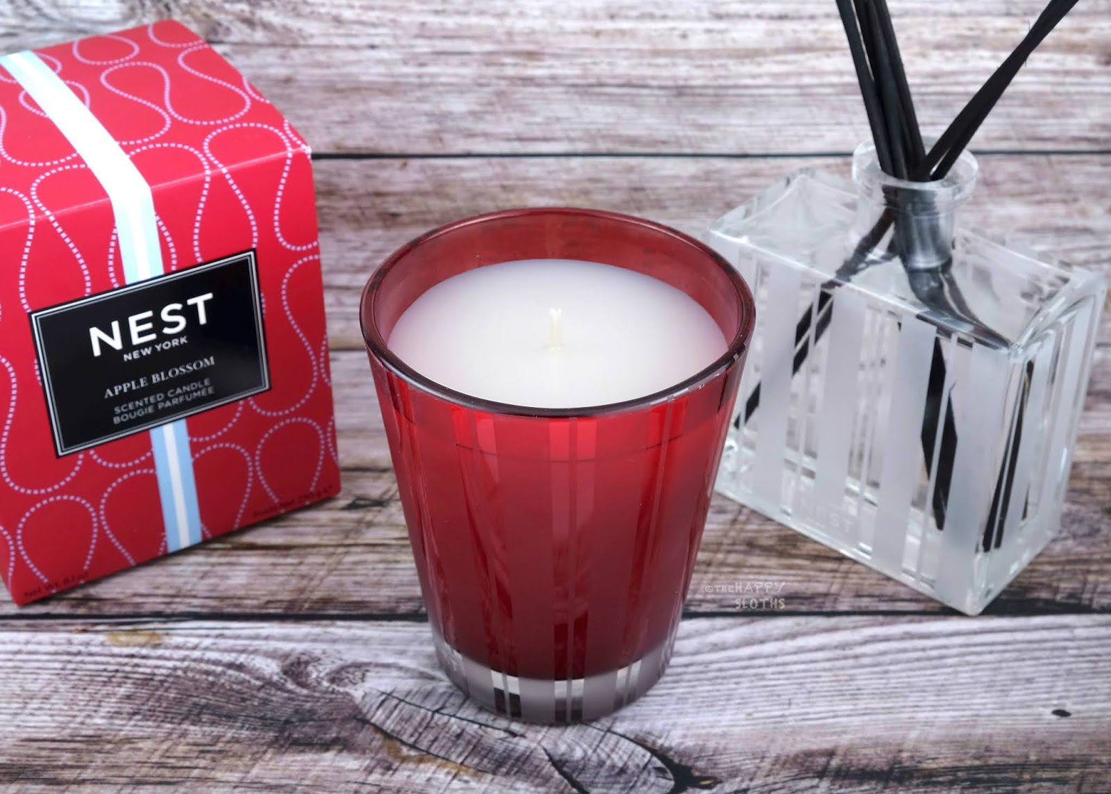 NEST Fragrances | Apple Blossom Candle: Review