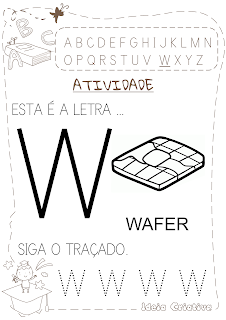 Atividade Letra W