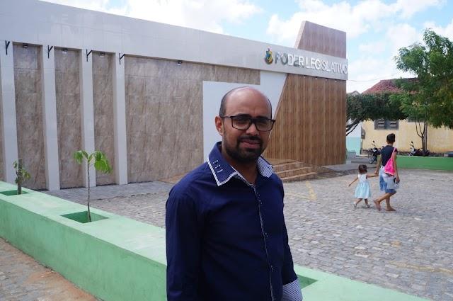 Vereador Bolinho confia no trabalho do prefeito de Itapicuru e garante atuação voltada para os mais necessitados