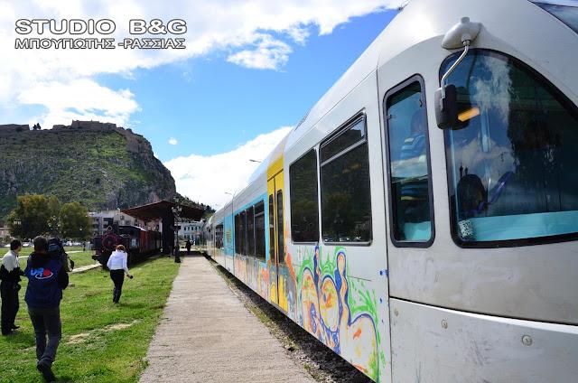 Σύσκεψη για το τρένο Κόρινθος - Ναύπλιο στο Υποδομών στις 6 Φεβρουαρίου