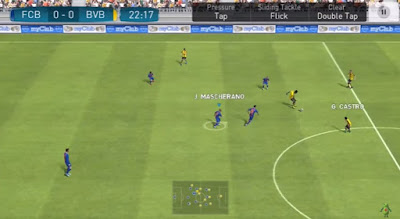 Download PES 2017 Beta for Android v0.9.1 Apk Data Update Terbaru Free !!
