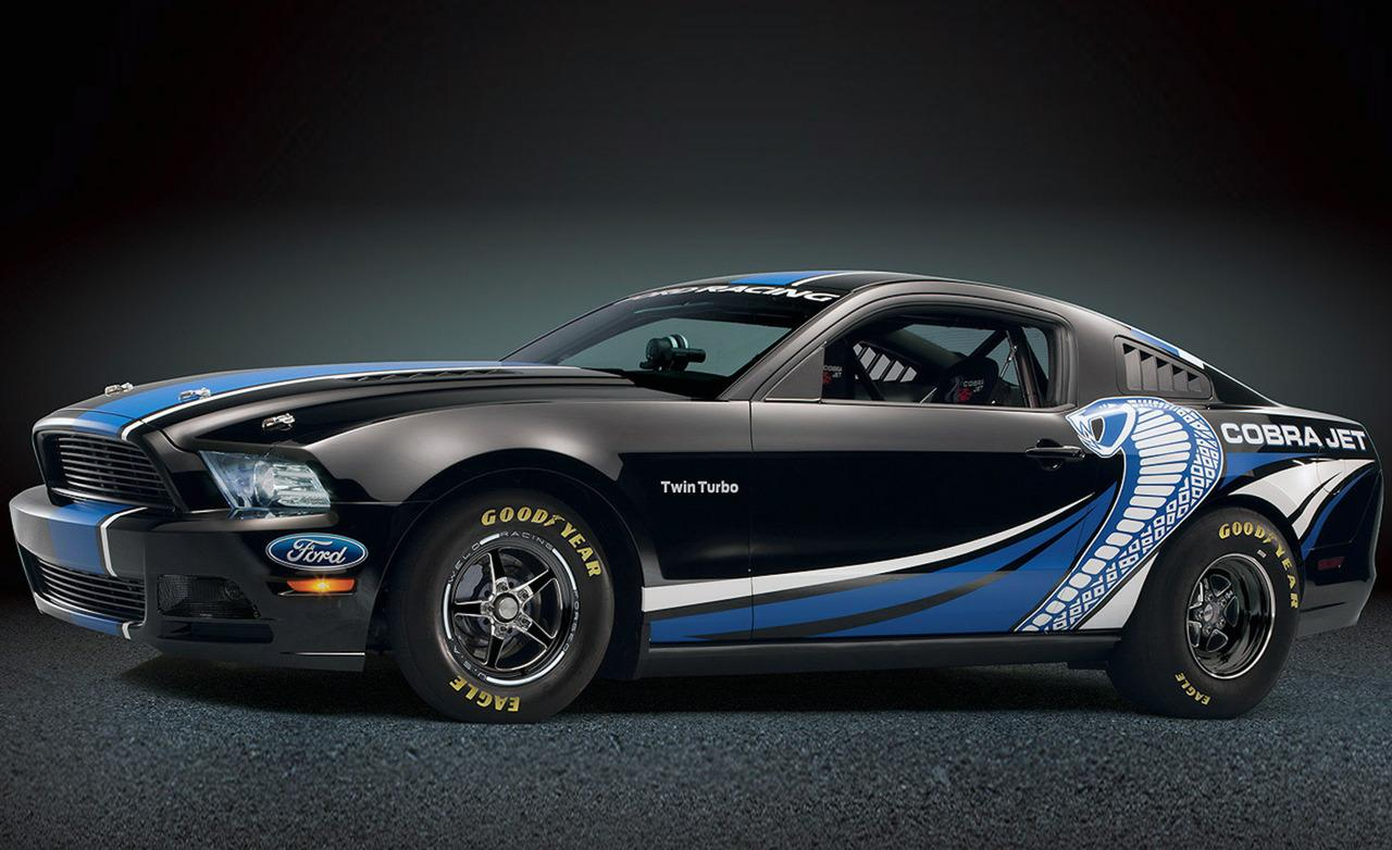 2014 ford cobra jet announced with new colors autosexclusive. Black Bedroom Furniture Sets. Home Design Ideas