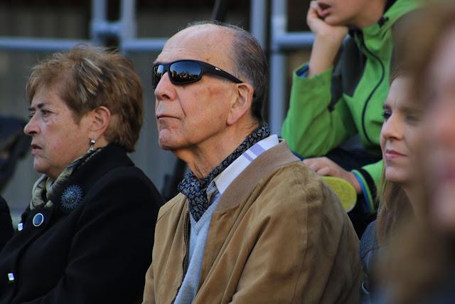 El presidente del patronato de la Fundación Miranda, Jokin Perea