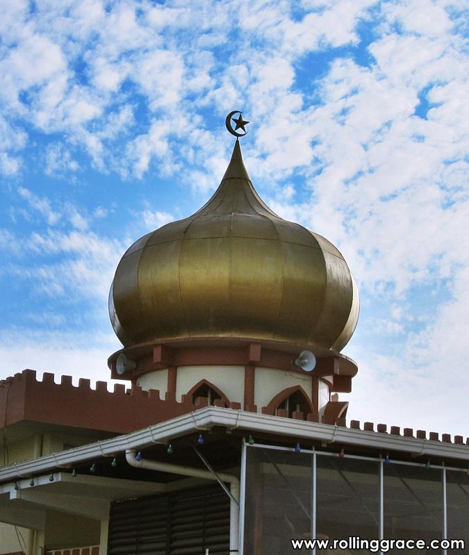 mosque in Limbang, Sarawak
