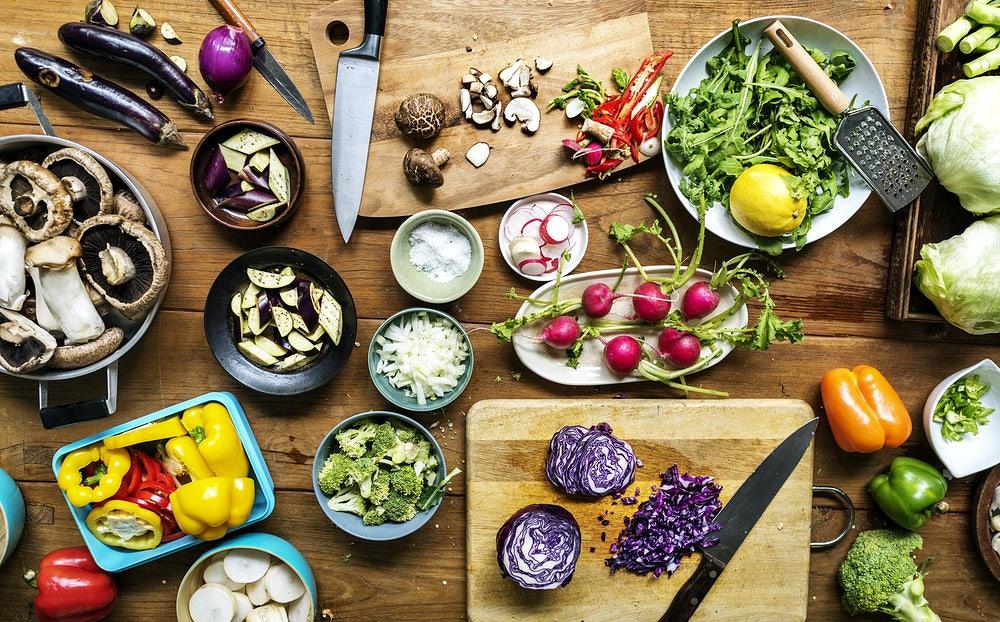 Vegetarian Overview