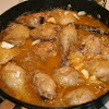 Receta facil de Como preparar pollo en pepitoria
