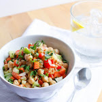 Garbanzo Summer Salad