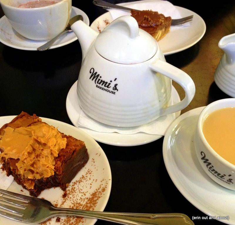 {ErinOutandAbout} Mimi's Bakehouse, Edinburgh