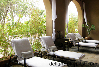 Travel Review - Paso Robles Wine Country - Spa at Allegretto / www.delightfulrepast.com