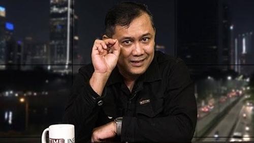 Anies Minta Sumbangan Kedubes, Denny Siregar: Ente Gubernur Bukan Presiden