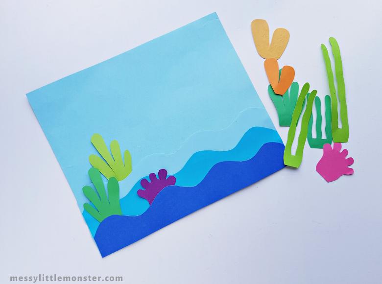 ocean craft for preschoolers