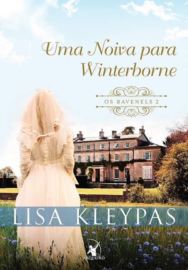 Resenha #274 - Uma Noiva Para Winterborne (Os Ravenels Vol 2)!