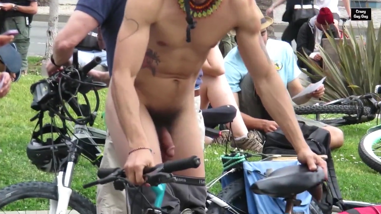Women on motorcycles naked