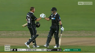 New Zealand vs Bangladesh 1st ODI 2019 Highlights