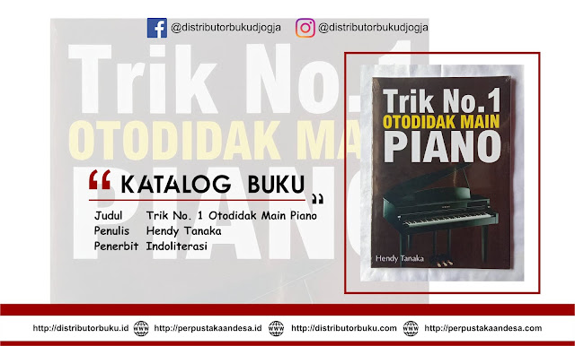 Trik No. 1 Otodidak Main Piano