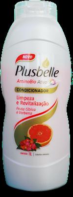 Teste Condicionador Fruta Cítrica e Verbena - Plusbelle
