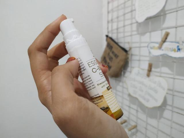 essential c-bright serum
