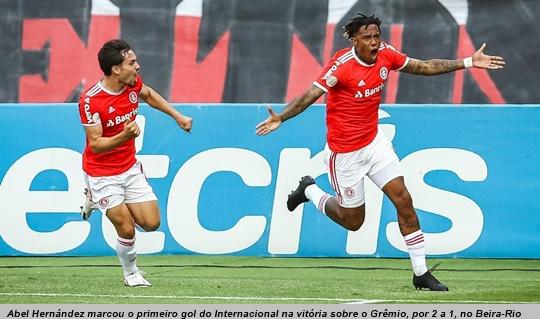 www.seuguara.com.br/Abel Hernández/Internacional/Brasileirão 2020/