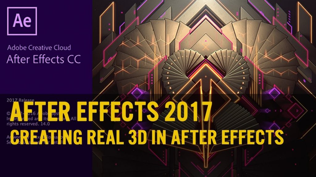 Adobe After Effects CC 2017 Trial Free Download - GaZ