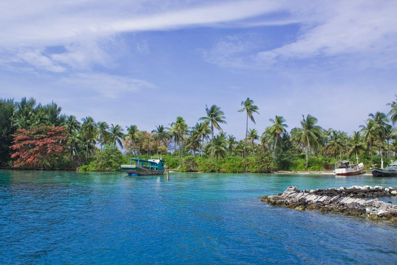 Северный Бали в Индонезии