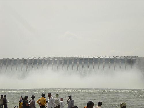 नागार्जुन सागर परियोजना - Nagarjuna Sagar Pariyojana