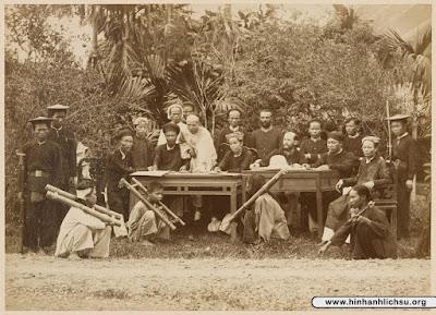 """Bộ ảnh """"Bắc Kỳ năm 1884-1885"""" của Bác sĩ Hocquard - Phần 2"""