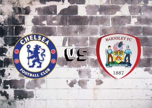 Chelsea vs Barnsley  Resumen y Partido Completo