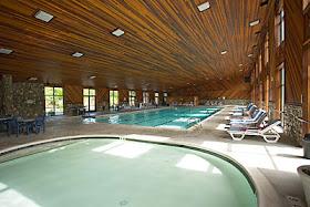 Rainy Day Portland: Bonneville Dam + Bonneville Hot Springs Resort