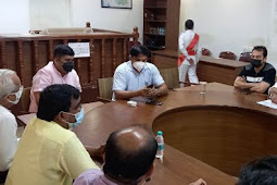 Cyclone appeal - ಮಂಗಳೂರಿಗೆ ಚಂಡಮಾರುತ ಭೀತಿ - ಸುರಕ್ಷಿತರಾಗಿರಲು ಶಾಸಕ ಕಾಮತ್ ಕರೆ